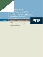 Ruz Lartiga G - Nuevo Derecho Concursal Chileno Tomo 1
