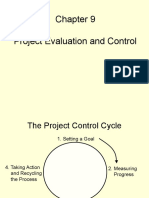 Chapter 8 Project Evaluation and Control.ppt
