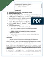 Guía de Procesar La Información Tco en RR HH