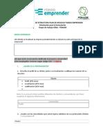 Nueva Estructura Plan de Negocio v 4