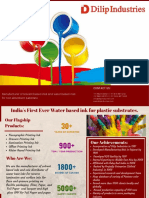Dilip Industries Brochure