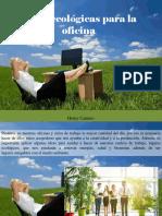Henry Camino - Ideas Ecológicas Para La Oficina