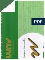 Cuaderno de EE WNV