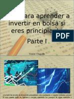 Nestor Chayelle - Guía Para Aprender a Invertir en Bolsa Si Eres Principiante, Parte I