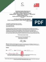 Marissa Jaha Bey - Public Notice /Notification