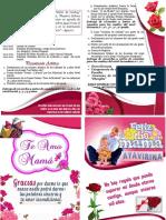 Programa Día de La Madre