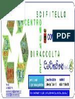 Cartello Ccr Scifitello