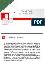 MA444 Trabajo Final 2019 1