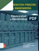 Fundamentos Físicos de La Ingenieria. Electricidad y Electrónica