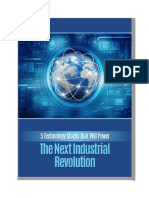 01 - 5 Technology Stocks That Will Power the Next Industrial Revolution