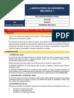 Laboratorio de Medicion de Ph, Dureza y Tds UNSA