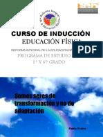 CURSO DE EF