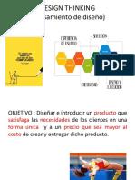 Design Thinking y Pensamiento de Sistemas