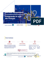 Comprendre le vote des Français (sondage Ipsos-Sopra Steria)