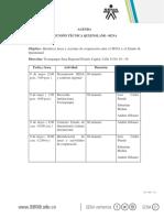 Agenda y Contexto CFMA