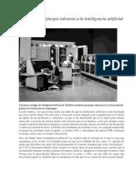 2019 Paniagua-CómoLosVideojuegosSalvaron aLaInteligenciaArtificial-OPINIÓN