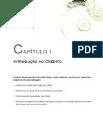 Capitulo 1 - Credito e Cobranc