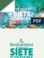 Biodiversidad Del Mar de Los Siete Colores Web