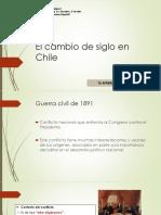 El+cambio+de+siglo+en+Chile
