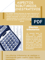 PPT Aspectos Tributarios