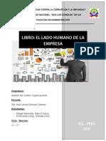 Libro - El Lado Humano de La Empresa