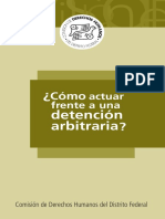 Po10 Detencion Arbitraria
