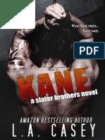 L. A. Casey -  Irmãos Slater #3 - Kane [revisado].pdf