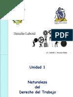 Derecho Laboral...Unidades 1 a 6 Agosto 2017
