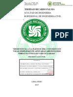 Informe Coneic Urp
