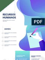 Diapositiva de Recursos Humanos 1