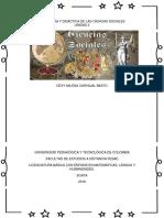Historia y Las Ciencias Sociales 2