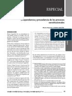 Gaceta Constitucional and Procesal Const