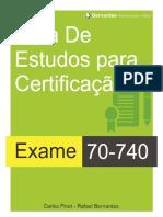 Guia de Estudos Para a Certificação 70-740 - Carlos Finet e Rafael Bernardes