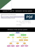 Lecture11_12_AutonomicNervousSystem