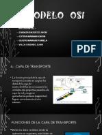 MODELO OSI-capa de Transporte