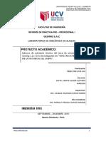 Practicas Profesionales- laboratorio de mecánica de suelos- Canteras