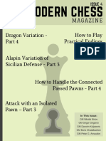 Modern Chess Magazine - 4