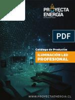 Catalogo de Productos Iluminación LED Profesional