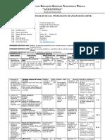 Programación Curricular Silabo v.c 2019