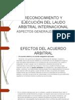 Arbitraje y Mediacion