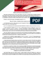 Pv 31.13 - exposição