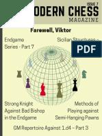 Modern Chess Magazine - 7
