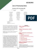 ACI 222.2R-01_Corrosion of Prestressing Steels