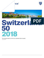 Brand Finance Switzerland 50 Report Locked 2018