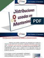 2. Distribuciones Usadas en Mantenimiento
