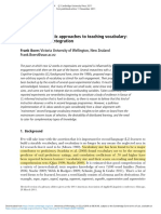 2. Cognitive Linguistic Approaches to Teaching Vocabulary Assessment and Integration - Boers F. (2013)