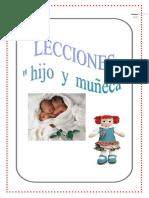 Lección Hijo - Muñeca