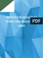 Protocolo de Avaliação Da Aptidão Física