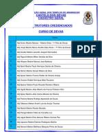 CGTA - Instrutores Credenciados