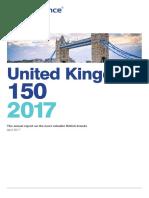 Brand Finance Uk 150 2017 Locked